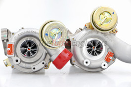 TTE380 Performance Upgrade Turbocharger for Audi S4 B5 2.7T (TTE380)