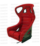 Seibon Carbon Kevlar Type-FC racing seat