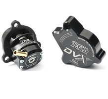 GFB DVX Diverter Valve w/ Volume Control for VW MK7 Golf R & Audi 8V S3 2.0T (T9659)