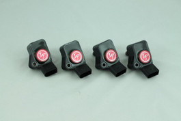 Ignition Projects Coil Pack Set for 2014+ 8V Audi A3/S3 & 2015+ VW MK7 GTi / Golf R / Golf 2.0TSI (IP-A121412)