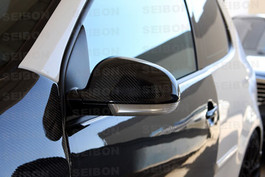 Seibon Carbon Fiber mirror cover
