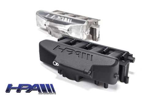 HPA Cast Aluminum Intake Manifold, including install kit for 2.0T TSI (HVA-550-TSI)