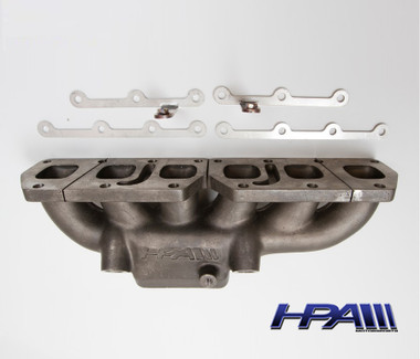HPA Turbo Exhaust Manifold for 3.2L VR6 (HVA-2400)