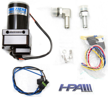 HPA Charge Air Cooling Kit for 3.2 VR6 (HVA-1037)