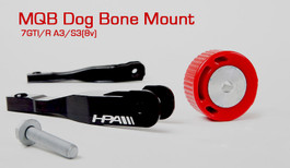 HPA Dog Bone Mount for MQB MK7 GTI/R, Audi A3/S3 (8V) (HVW-905)