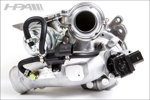HPA K04 Hybrid Turbo w/ HPA Manifold & Tune and OnePORT Flash Dongle for 2.0L, Transverse (HVA-240-HW-550-ECU-1P)