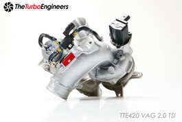 TTE420 Turbocharger (New) for VW / AUDI 2.0T TSI (TTE420-TSI)