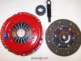 DXD Clutch Kit for 1997-2005 Audi A4 1.8T / Passat B5 1.8T (K70205-HD-SMF)