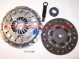 DXD Clutch Kit for VW Passat 4.0L W8 (K70336-HD)