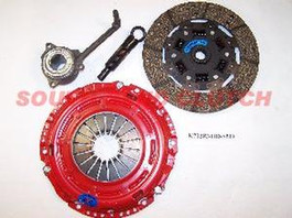 DXD Clutch Kit for VW/Audi 1.8T 6 Speed & 2.8L 24v VR6