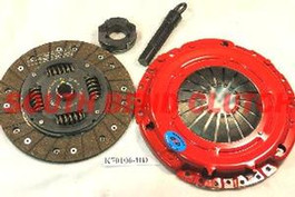 DXD Clutch Kit for VW MK4 / 2006-2009 Beetle 2.0L