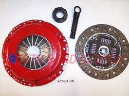 DXD Clutch Kit for VW 2.8L 12v VR6