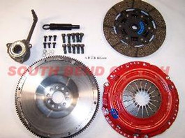 DXD Clutch And Flywheel Kit for VW R32 3.2L VR6