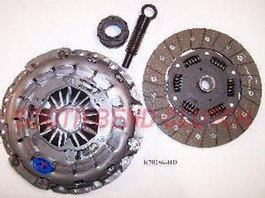 DXD Clutch And Flywheel Packages for Audi 2.7L V6