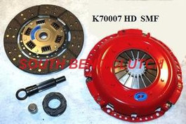 DXD Clutch Kit for 1997-2003 Audi A6 1.8T / 1996-2001 A4 2.8L & 1998-2005 Passat 2.8L (K70007-HD-SMF)