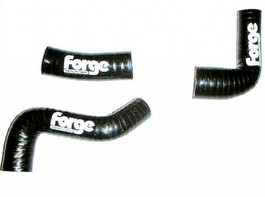 Forge Silicone Breather Hoses for the 225Hp 1.8T, with Hose Clamp Kit (FMTTBH)