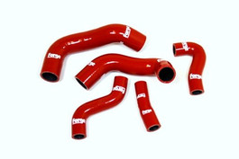 Forge Lower Silicone Coolant Hoses for Audi, VW, and SEAT 2.0L (FMKCMK5)