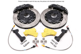 Forge 6 Piston Front Brake Kit for Mercedes AMG A45
