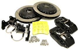 Forge 4 Piston 330mm Rear Brake Kit for VW/Audi -- NOT AVAILABLE