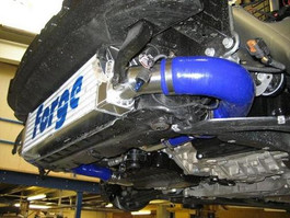 Forge Twintercooler for VW Scirocco R