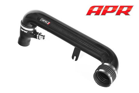 APR Carbon Fiber Intake System - Rear Turbo Inlet Pipe Only for VAG 1.8/2.0 EA888 (CI100035B)