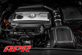 APR Carbon Fiber Intake System - Front Air Box w/ Pipe for VAG 1.8/2.0 EA888 (CI100035-35B)
