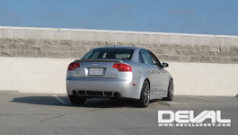 DEVAL Rear Bumper for Audi B7 A4 / S4 (D26234)
