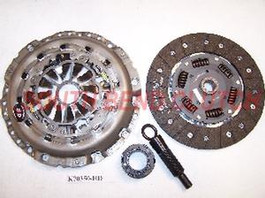 DXD Clutch Kit for 2.0 FSI & 3.0L, for use with stock flywheel