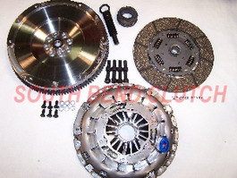 DXD Clutch And Flywheel Kits for Audi 4.2L V8 (K70398F-HD-O)