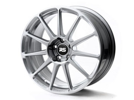 Gloss Silver. Neuspeed RSe11 18x8.0 Wheel for VW Mk4 Golf & Jetta (RSe11-18x85-34)
