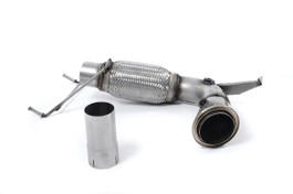Milltek Large-bore Downpipe and De-cat for F56 Mini Cooper (SSXM419)