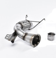 Milltek Large-bore Downpipe and De-cat for 2014+ F56 Mini Cooper S 2.0 Turbo (SSXM428)