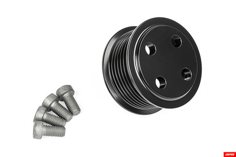 APR Supercharger Drive Pulley - (57.75 mm) - Bolt on on (3.0T Gen 2 Simos 16.x) (MS100139)