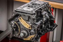 APR Short Block for the 2.0T E888 Gen 3, Engine Codes: CNT, CXD & CYF (CE100001)