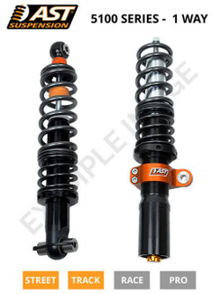 AST Suspension 1-Way 5100 Series for Mercedes C‐Class W204 (ACU-M5001S)