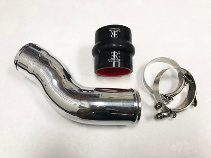 Evolution Racewerks Turbo to Intercooler Charge Pipe (TIC) for BMW N55 (3.0T) E Chassis Single Turbo (BM-ICP003TIC)