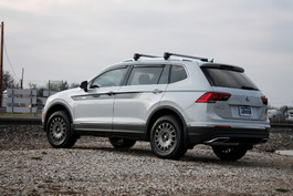 Forge Motorsport VW Alltrack/Tiguan Leveling Lift Kit (FMLFT1)