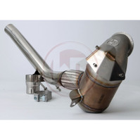 WAGNER Tuning Downpipe for VAG 1.8/2.0TSI (132KW-206KW) (500001019)