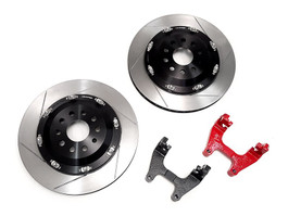 NEUSPEED 350mm Floating Rear Rotor Kit for VW/AUDI MQB platform (99.10.49)
