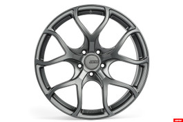 "PR Flow-Formed Wheels 19 x 8.5"" ET45, Gunmetal Gray (WHL00002)"