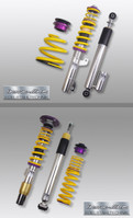 KW clubsport  Coilovers for race track and road for 911 (997) Turbo