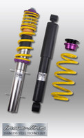 KW Variant 1 inox-line  Perfect Street Performance for  Golf R32