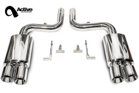 ACTIVE AUTOWERKE SIGNATURE REAR EXHAUST SYSTEM for BMW F10 550I