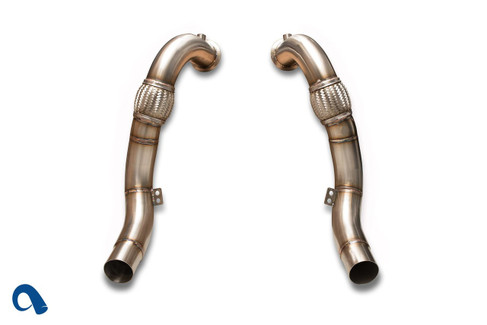 Active Autowerke Signature Downpipe for BMW N63 TWIN-TURBO V8 X5, X6, F10 550I