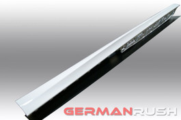 German Rush Paintable Fiber Glass V10 Style Side Skirts for Audi R8 2007-15 (GR8V10SS0713)