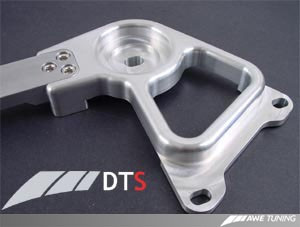 AWE DTS with Rubber Mount for Audi allroad with Manual Transmission (2210-11024)