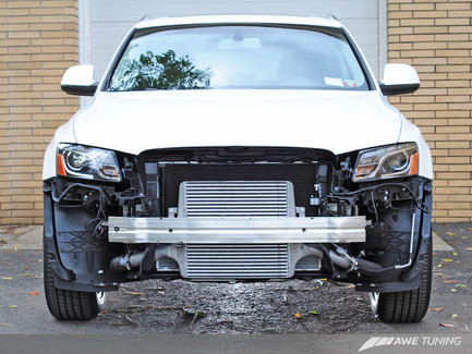 AWE Front Mounted Intercooler for 8R 2010-2017 Audi Q5 2.0L Turbo (4510-11024)