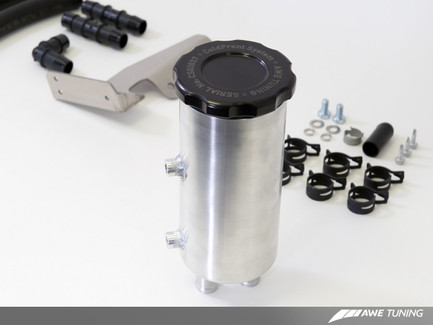AWE ColdFront Reservoir for (B8) AUDI S4/S5 (4710-11018)