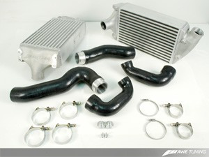 AWE Performance Intercoolers for Porsche 996 Turbo (4710-13014)