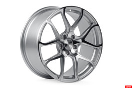 "APR S01 Forged Wheels 18 x 8.5"" ET45, Hyper Silver"